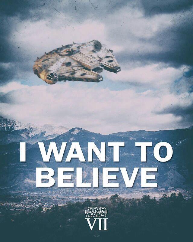 Фанатские постеры Star Wars: Episode VII | Канобу - Изображение 12