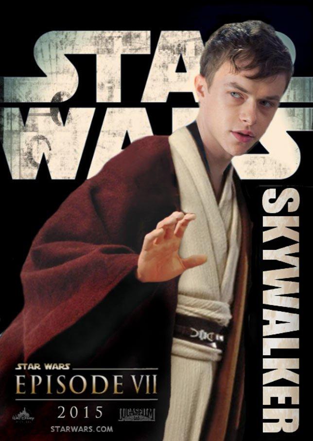 Фанатские постеры Star Wars: Episode VII | Канобу - Изображение 28