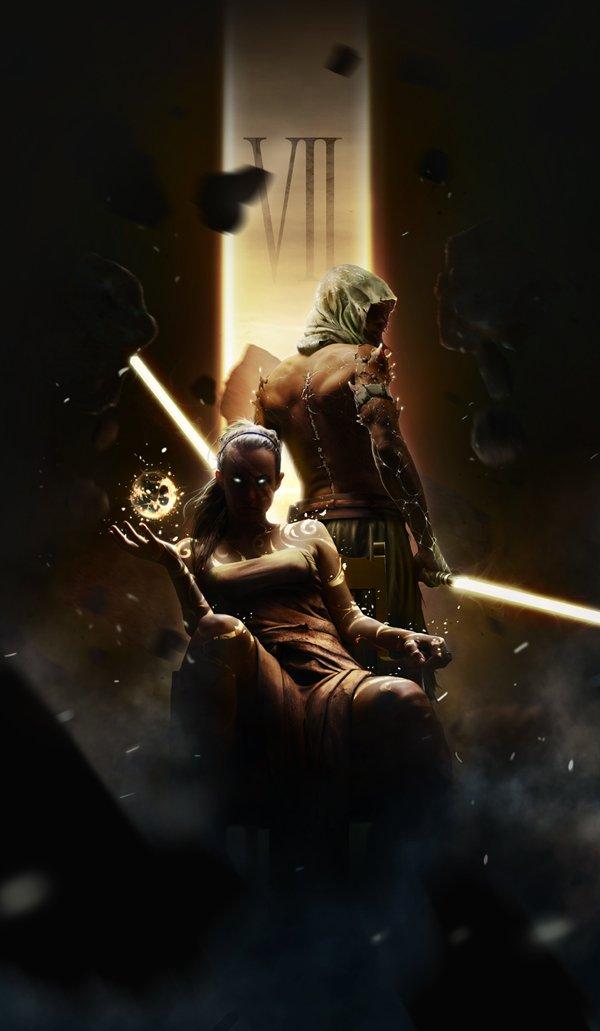 Фанатские постеры Star Wars: Episode VII | Канобу - Изображение 34