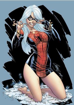 Сексуальные героини комиксов marvel