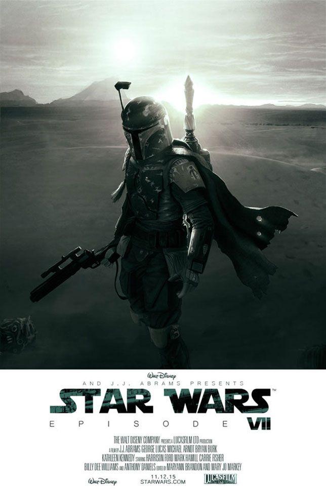 Фанатские постеры Star Wars: Episode VII | Канобу - Изображение 13