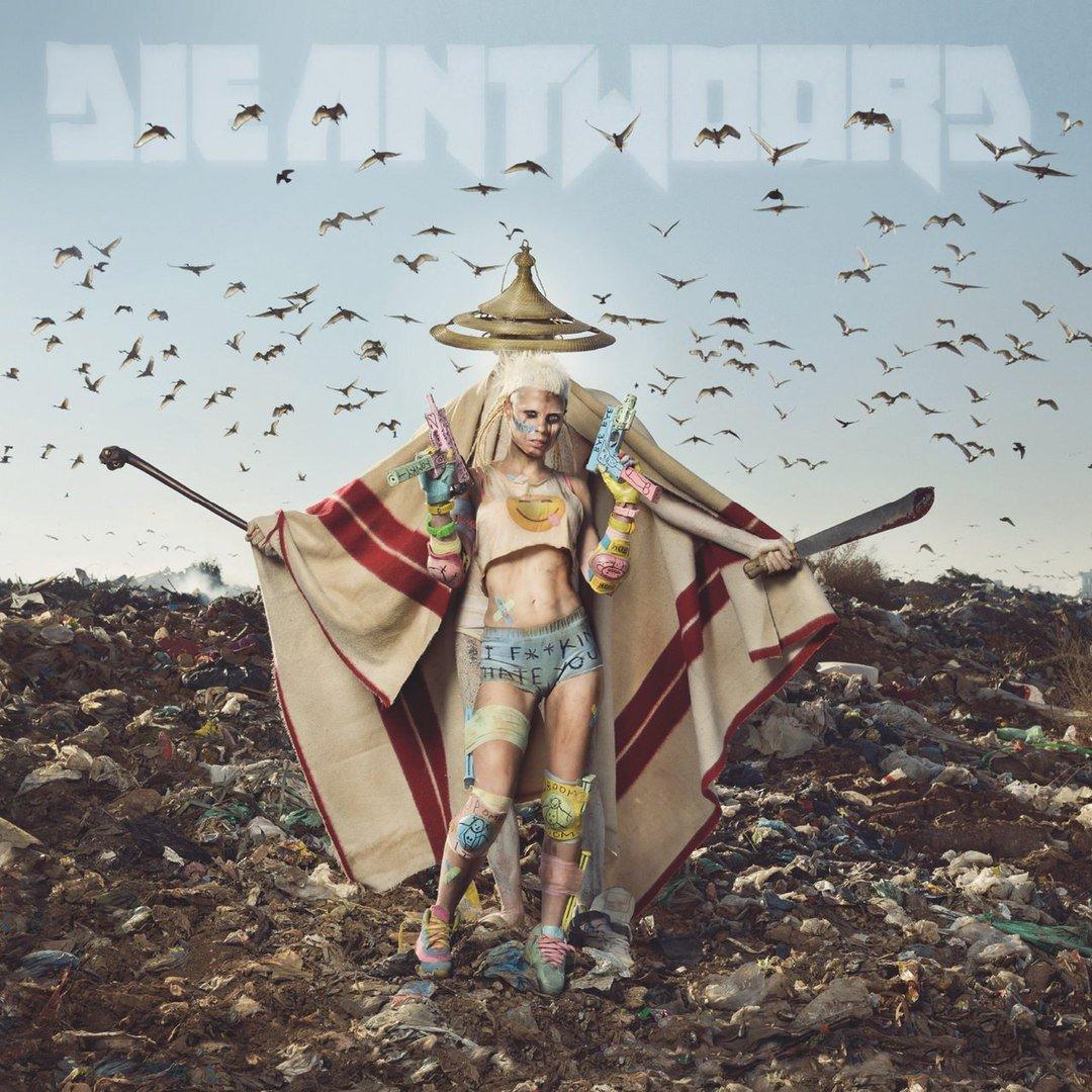 Die Antwoord выпустила новый альбом Mount Ninji and Da Nice Time Kid