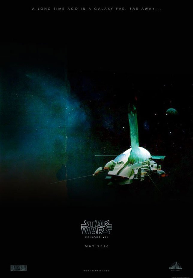 Фанатские постеры Star Wars: Episode VII | Канобу - Изображение 29