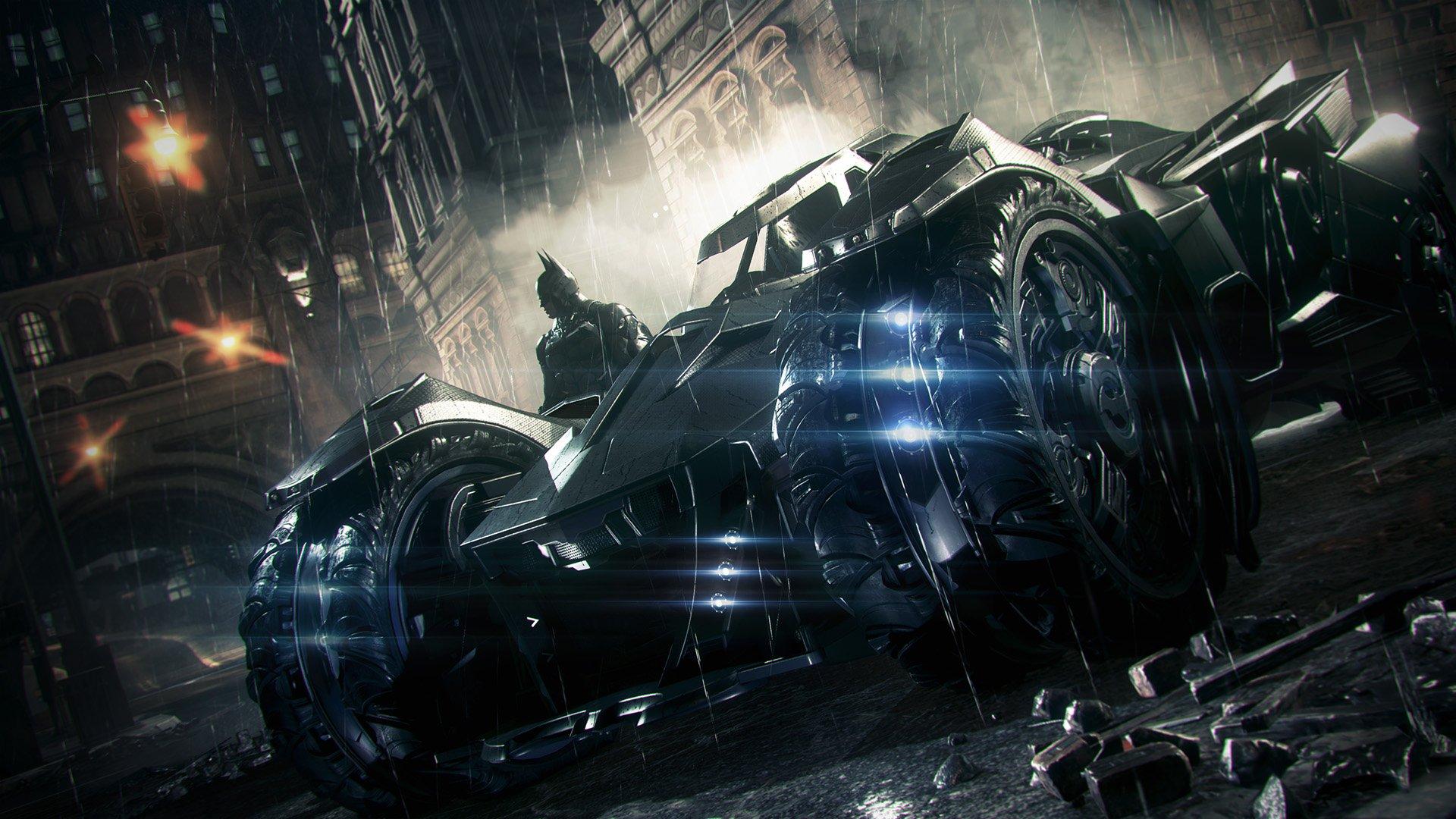 Подтверждено ESRB. Batman: Arkham Knight — самая жестокая игра серии