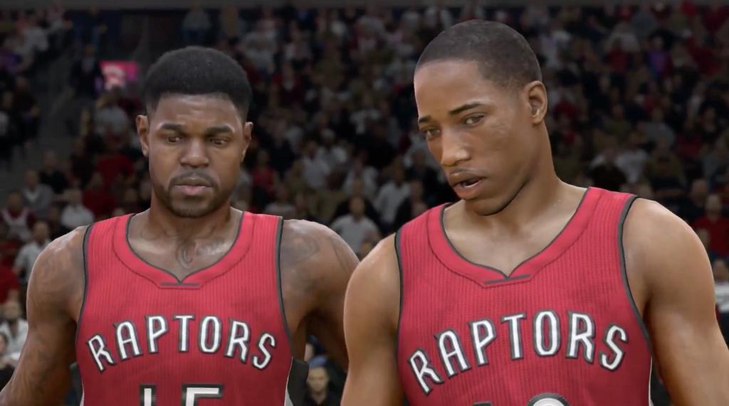 Баскетболисты пританцовывают в трейлере NBA Live 15 - Изображение 6