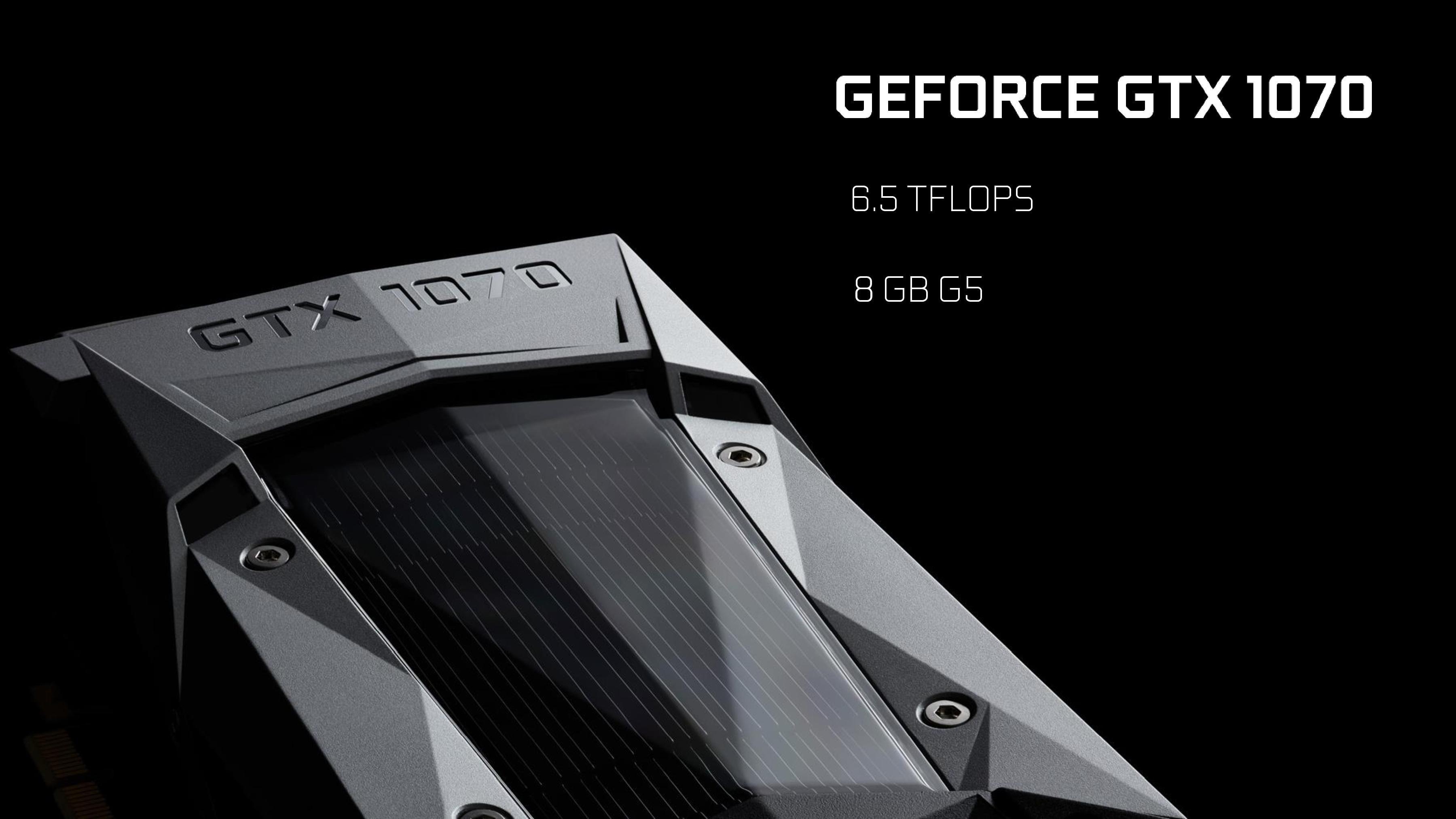 Первые тесты «доступной» GTX 1070