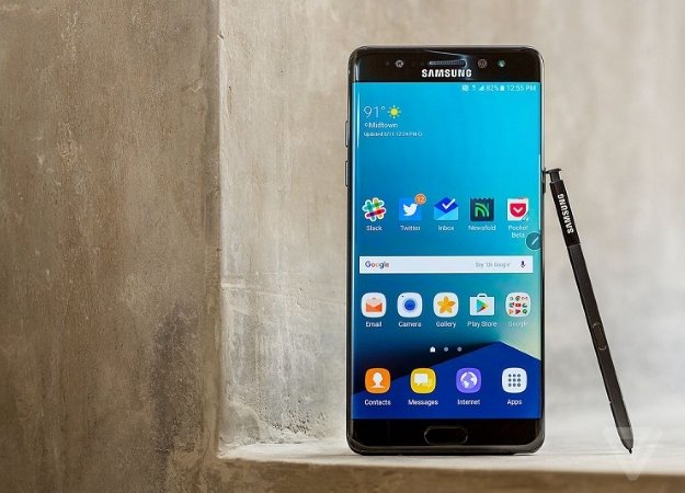 Слух: Samsung Galaxy Note 8 анонсируют уже в августе 2017 года