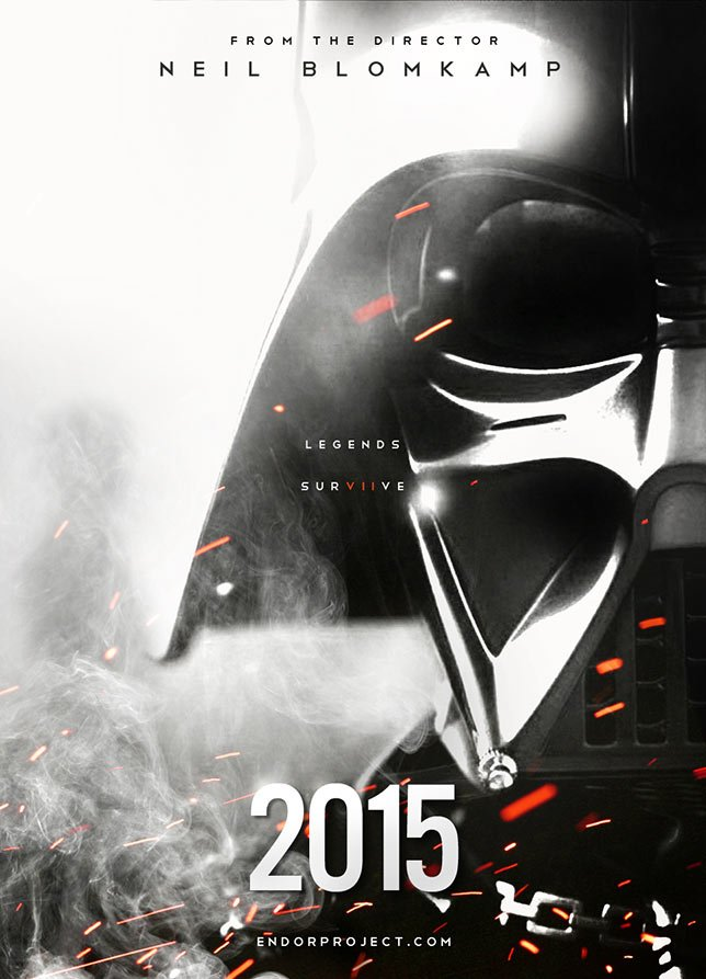 Фанатские постеры Star Wars: Episode VII | Канобу - Изображение 17