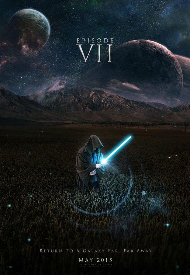 Фанатские постеры Star Wars: Episode VII | Канобу - Изображение 10