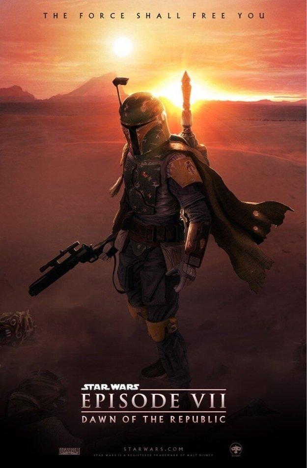Фанатские постеры Star Wars: Episode VII | Канобу - Изображение 6