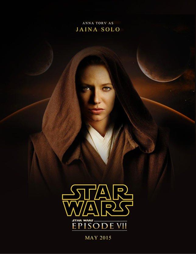 Фанатские постеры Star Wars: Episode VII | Канобу - Изображение 26