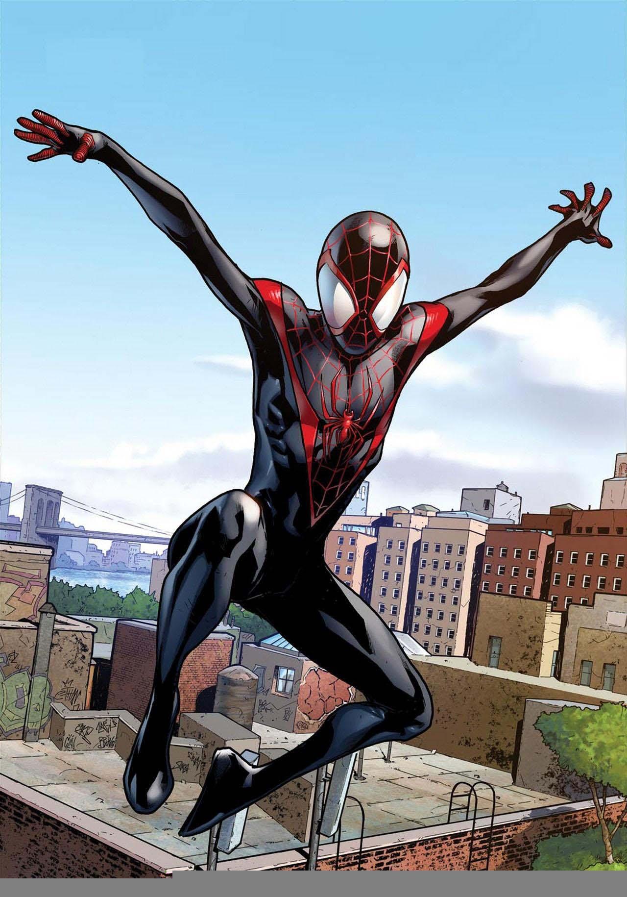 Новый «Человек-паук»: Питер Паркер опять идет в школу