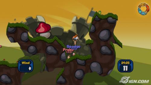 За 14 лет своего существования игровая серия The Worms прочно заняла место в наших сердцах, и по сей день эта пошаго .... - Изображение 2