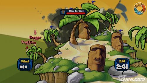 За 14 лет своего существования игровая серия The Worms прочно заняла место в наших сердцах, и по сей день эта пошаго .... - Изображение 1