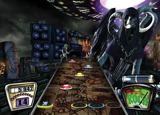 Великолепный симулятор игры на гитаре, здесь Вы прочувствуете всю прелесть рока. Пройдя от новичка до мастера игры.  .... - Изображение 1