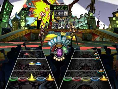 Не получилось создать свою рок-группу? Не беда! Guitar Hero поможет Вам. Бешеные рифы, невозможные соляки, вот то ма .... - Изображение 1