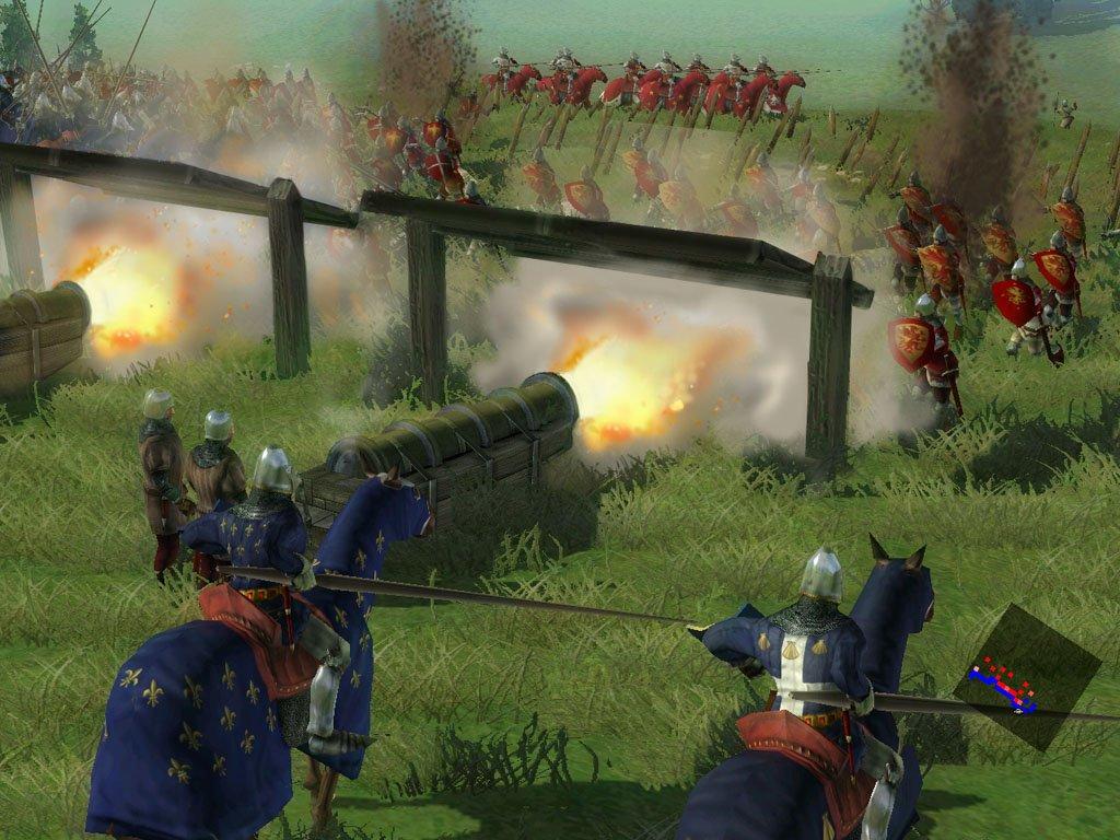 скачать игру Great Battles Medieval через торрент - фото 4