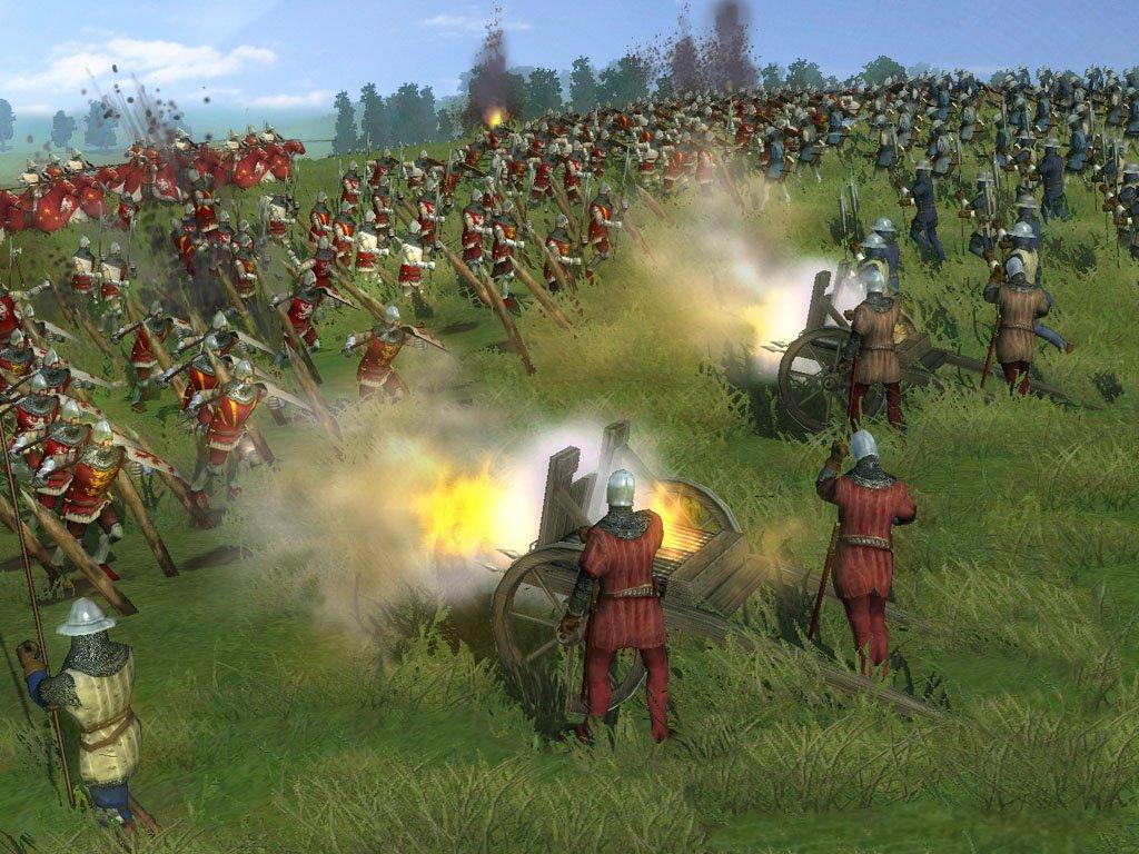 скачать игру Great Battles Medieval через торрент - фото 10
