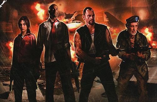 Любимый всеми вентиль, компания Valve, анонсировала аддон к Left 4 Dead 2 под названием The Passing.  Аддон будет пл .... - Изображение 1
