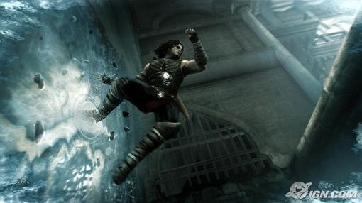 Prince of Persia: The Forgotten Sands впервые засиял скриншотами. Кажется, что к нам возвращается тот самый брутальн .... - Изображение 2