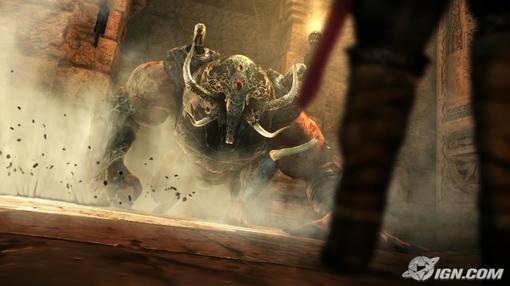 Prince of Persia: The Forgotten Sands впервые засиял скриншотами. Кажется, что к нам возвращается тот самый брутальн .... - Изображение 3
