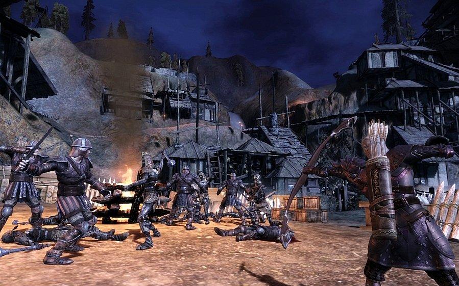 скачать игру Dragon Age 1 через торрент русская версия - фото 11