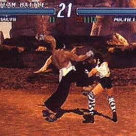 игра Tekken 2 скачать - фото 8