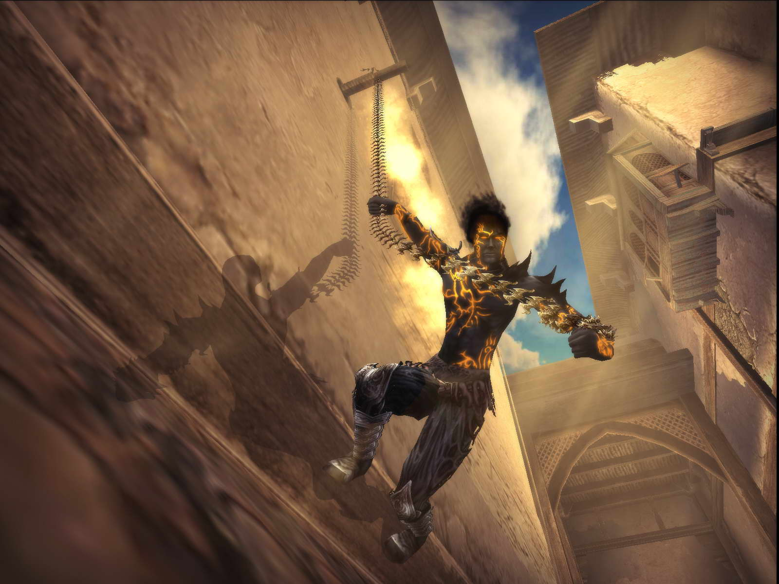 Prince of persia two of thrones hot  hentia pic