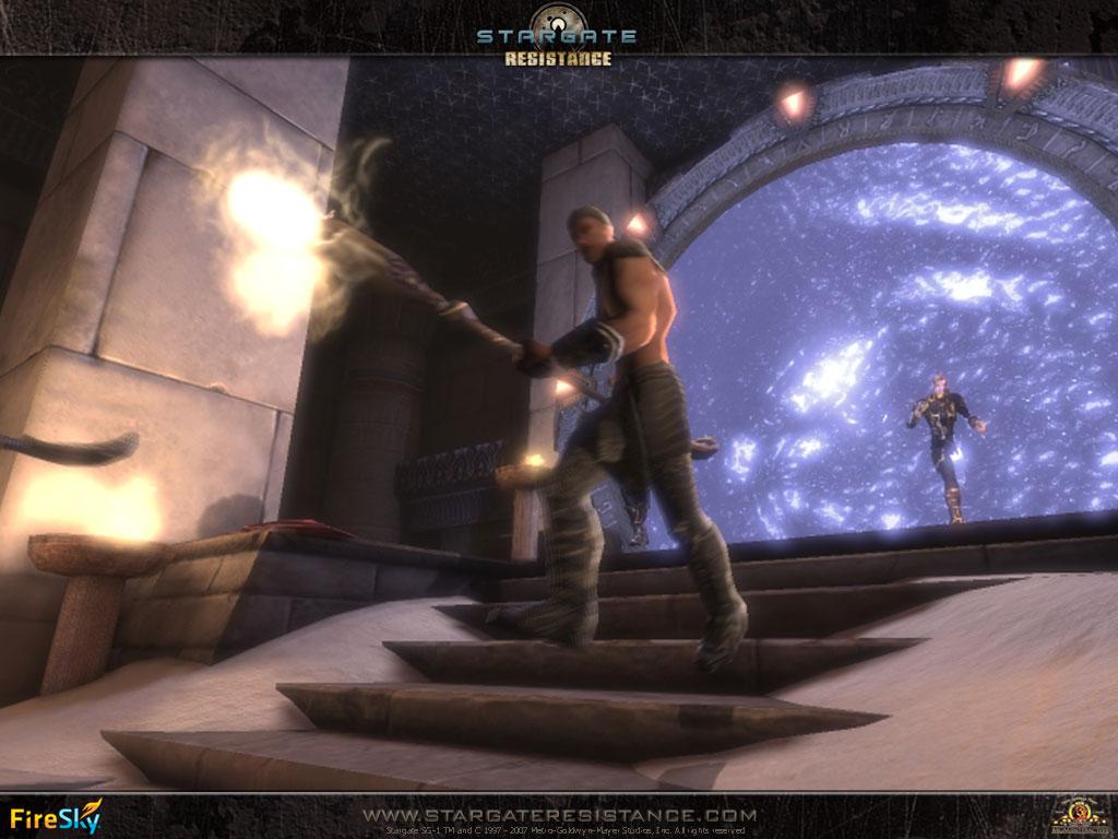 скачать торрент Stargate Resistance скачать img-1
