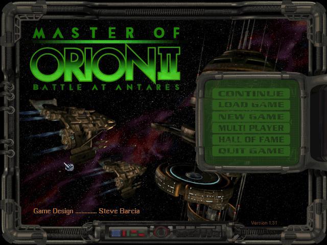 Master of Orion II - картинки, скриншоты и фото из игры Master of Orion II Канобу