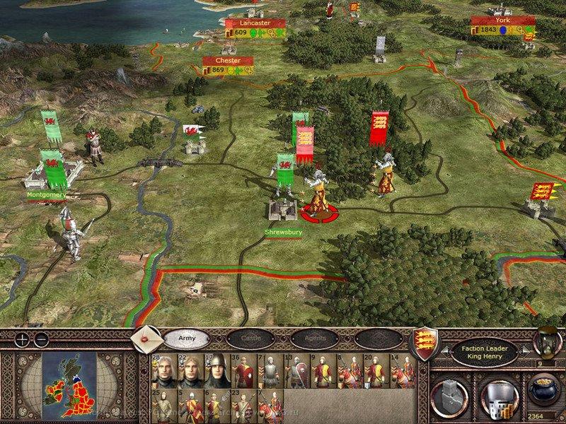 Total war medieval 2 скачать игру