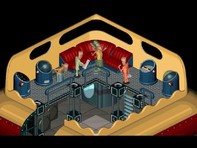 Информация об Игре Название Little Big Adventure 2 Twinsen's Odyssey