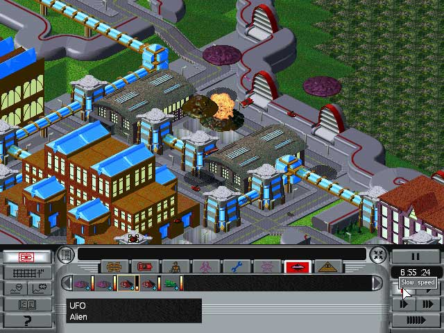 X-COM: Apocalypse — характеристики и описание игры X-COM ...
