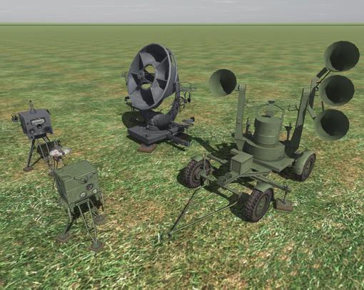 Итак, Олег Мэддокс выложил еще несколько скриншотов странных установок, видимо аудиопеленгаторы.. - Изображение 1