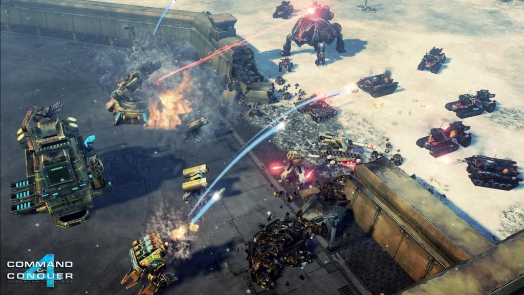 скачать игру Command Conquer 4 img-1