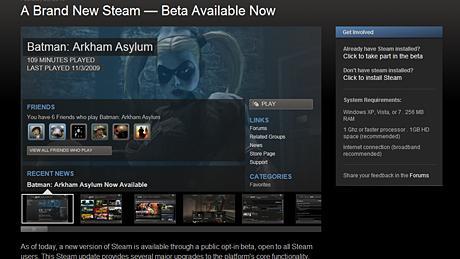 Критически важный для любого PC-геймера сервис Steam будет обновлен позже в этом году, сообщает Valve. А чтобы любой .... - Изображение 1