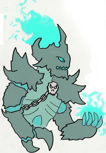 Демон астрала из Аллодов Онлайн. - Изображение 1