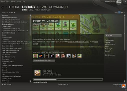 Valve сделали новую версию своего продукта. Новый steam более удобен, более красивый и пока в статусе бета-версии.   .... - Изображение 1