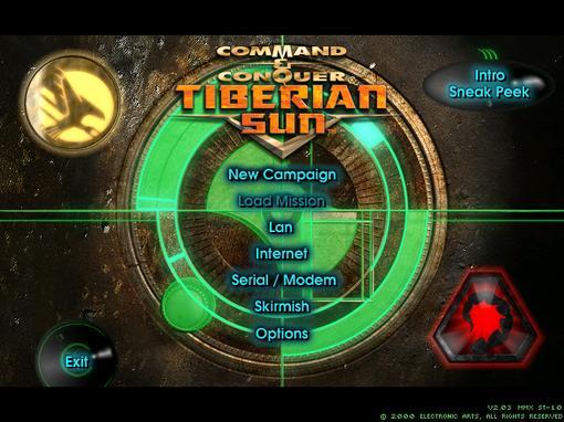 В выложенной недавно в свободный доступ Tiberian Sun все еще поддерживается игра по интернету. Вот небольшое руковод .... - Изображение 1