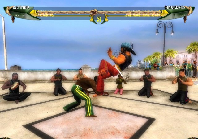 Screens Zimmer 6 angezeig: martial arts games for pc