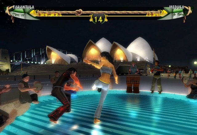 Screens Zimmer 7 angezeig: martial arts games for pc