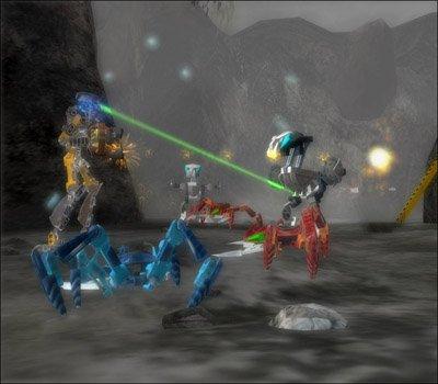 Игру Бионикл 3