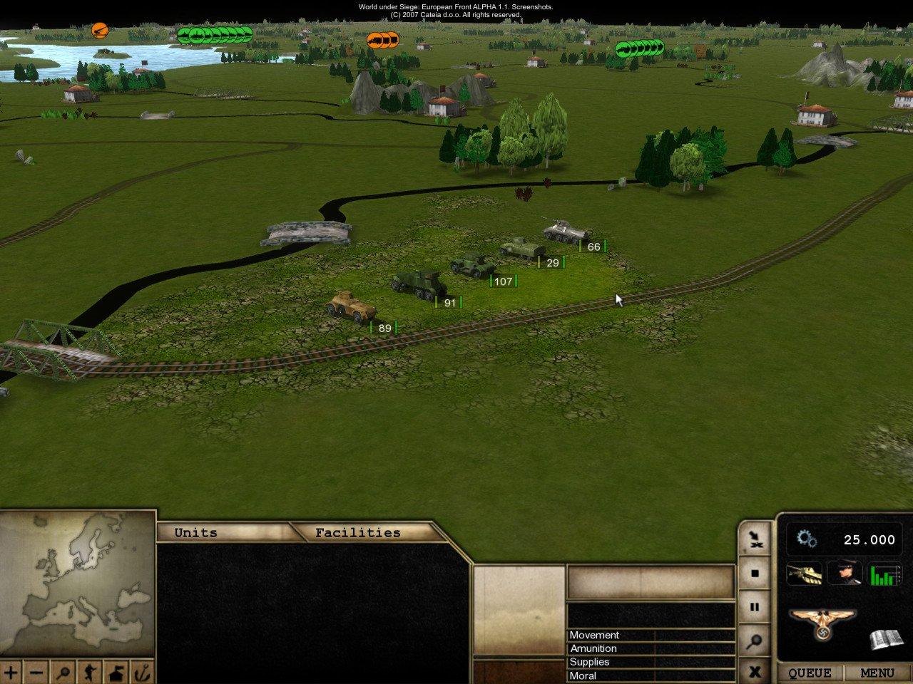 игры на 2 войска