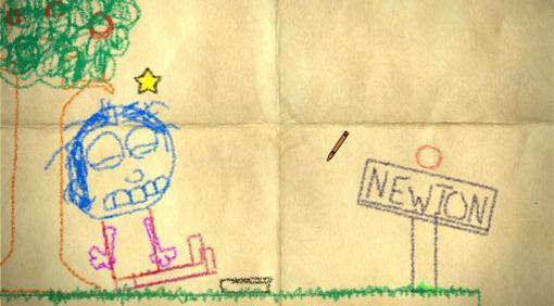 Привет всем .На днях я прошол Crayon Physics Deluxe и хочу поделиться со всеми. Пожалуй начнём. Crayon Physics Delux .... - Изображение 1