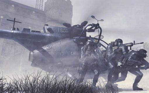"""Роб Боулинг из компании Infinity Ward официально сообщил, что новое дополнение, под названием  """"Stimulus Package"""" дл .... - Изображение 1"""