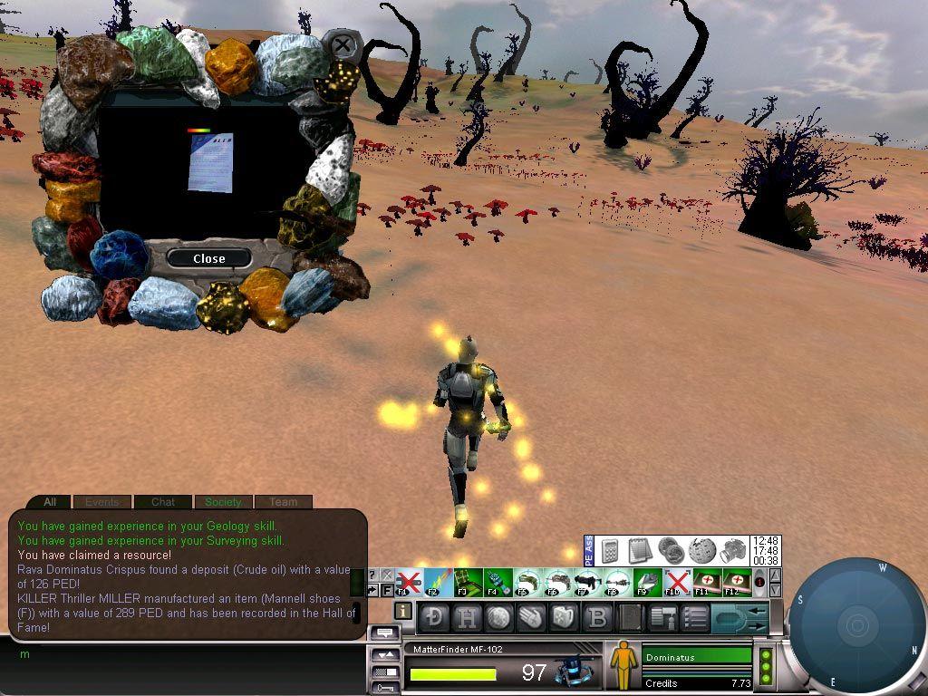 скачать Entropia Universe торрент - фото 11