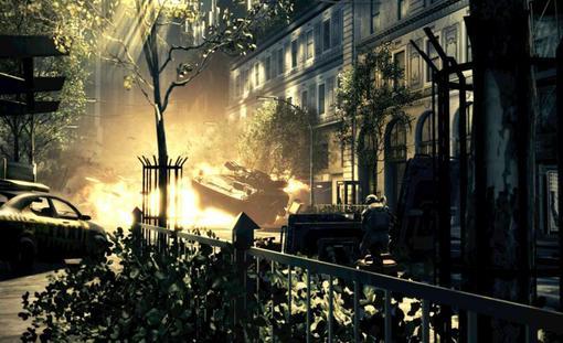 Исполнительный продюсер ожидаемого боевика Crysis 2, Нейтан Камарилло заявил, что новый проект  удивит всех своей гр .... - Изображение 1