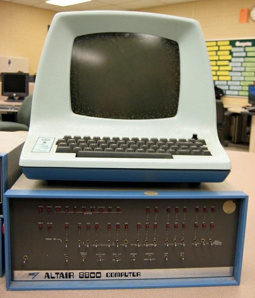 Генри Эдвард Робертс (Henry Edward Roberts), конструктор персонального  компьютера Altair 8800, столь вдохновившего  .... - Изображение 1
