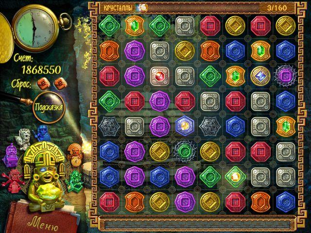 Качаем бесплатно игру 'Сокровища Монтесумы'. игры. Создавайте