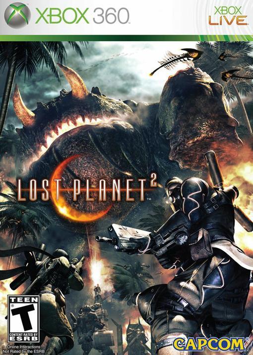 Компания Capcom представила  финальную обложку для свой игры - Lost Planet 2. Напомню,  что действие игры разворачив .... - Изображение 1